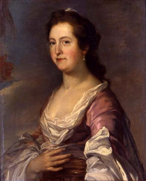 Mrs. Benjamin West