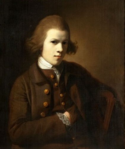 Sir William Young, As A Boy