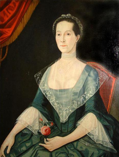 Mrs. Adriaan Bancker
