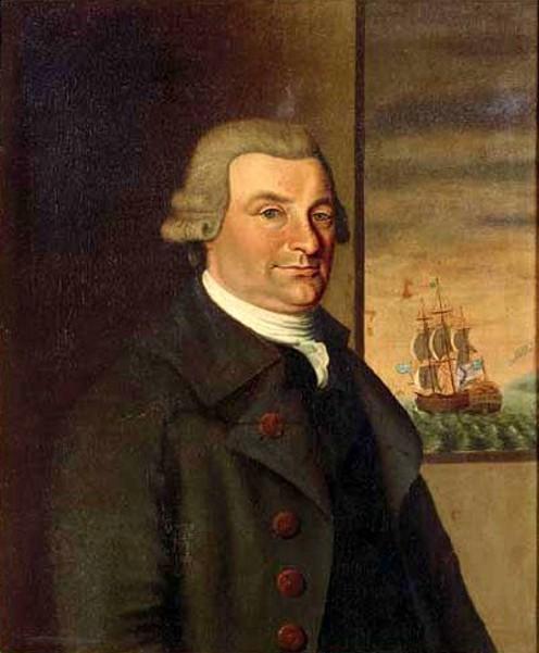 Captain James Scott