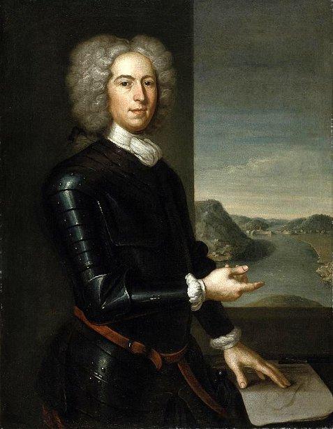 Major General Paul Mascarene