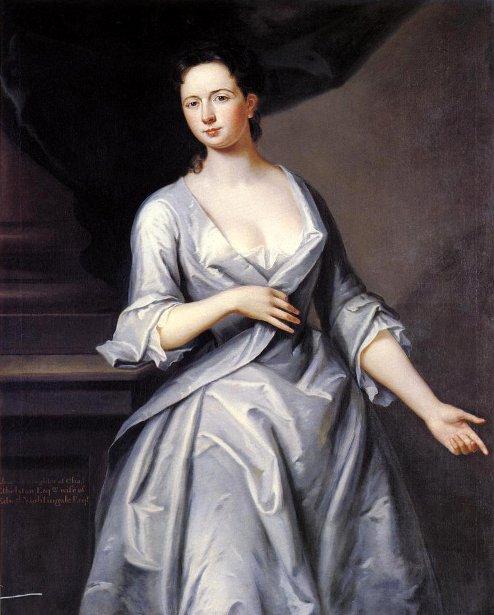 Mrs. Edward Nightingale