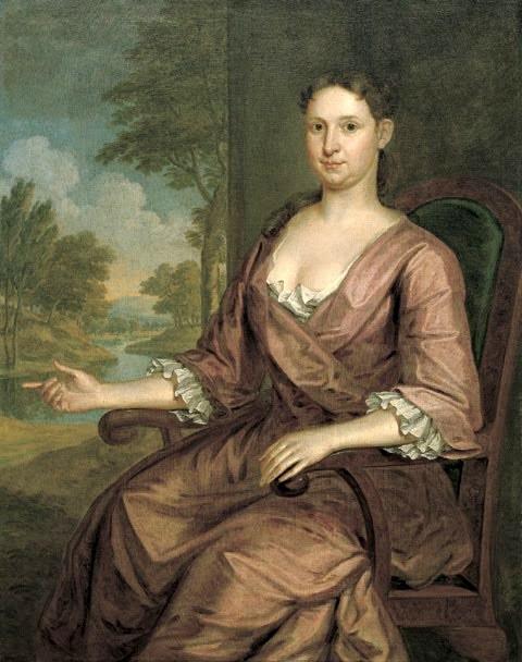 Mrs Hugh Hall of Boston