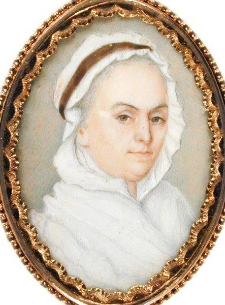 Mrs. William Thomson (Eugenia Russell)