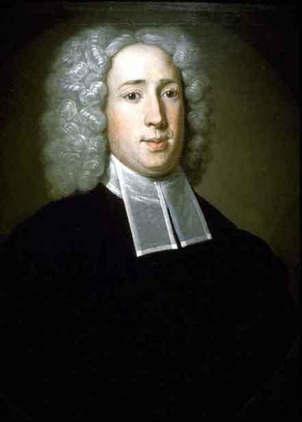 Reverend Ebenezer Turell