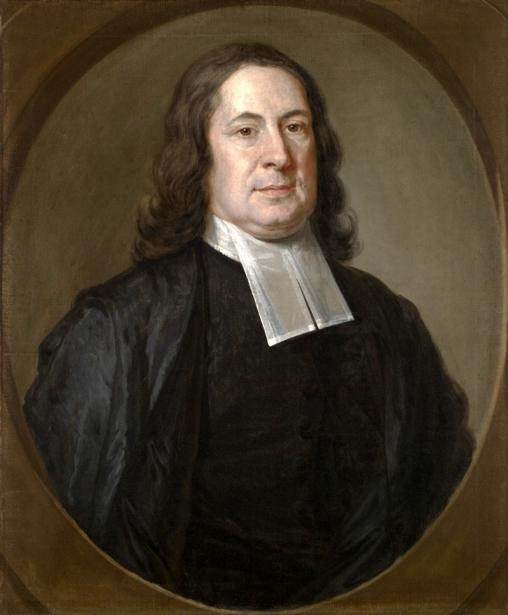 Reverend Joseph Sewall