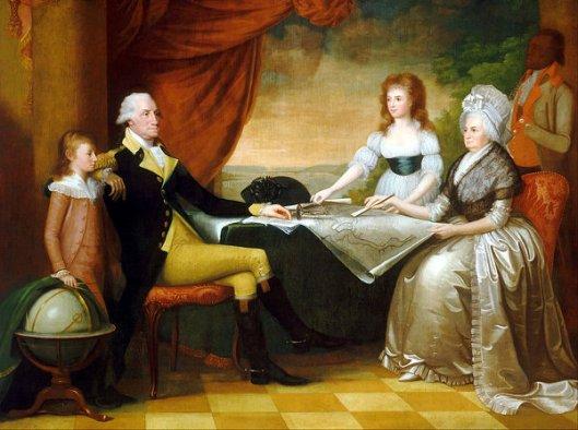 The Washington Family