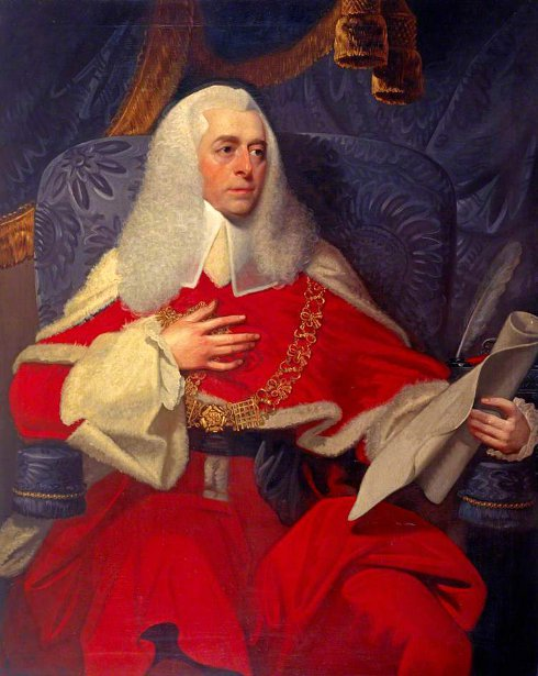 Alexander Wedderburn, 1st Earl Of Rosslyn, Lord Chancellor, As Lord Loughborough