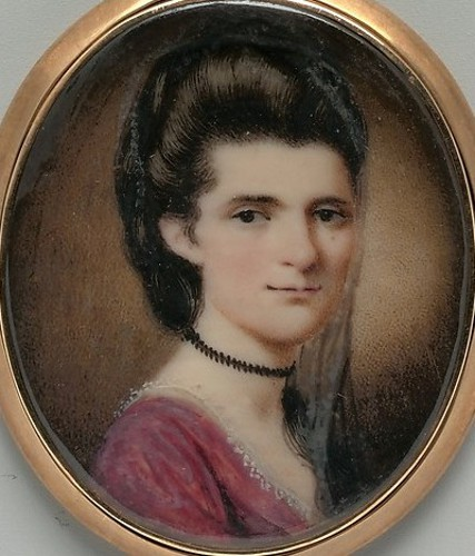 Elizabeth Ann Timothy (Mrs. William Williamson)