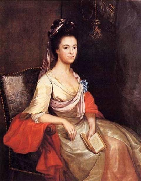 Mrs. James Balfour (Mary Jemima)