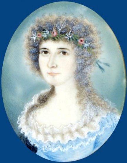 Susannah Drayton (Mrs. Tobias Bowles)
