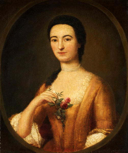 Annis Boudinot (Mrs. Richard) Stockton