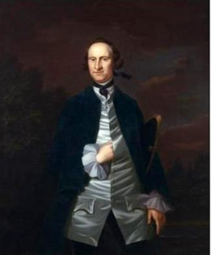 Portrait of Charles Carroll of Duddington