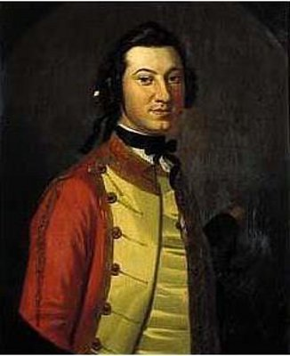 Portrait of Lieutenant Colonel George Scott