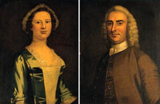 Portraits of Margaret and Brandt Schuyler