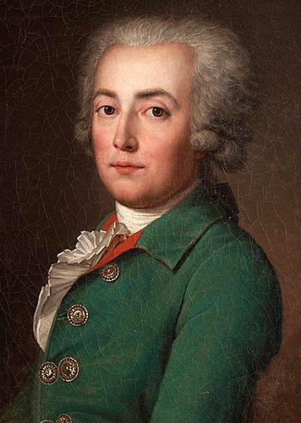 Comte Stanislas-Marie-Adelaide Clermont-Tonnerre