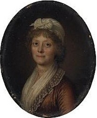 Elizabeth Henderson, The Artist's Wife