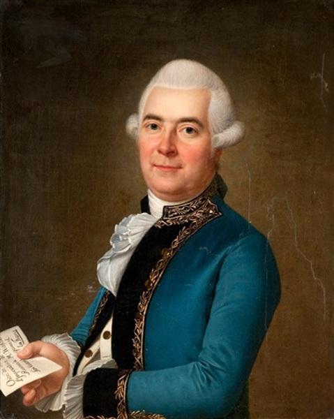 M. Jean-Charles Wittfooth, Consul Général de Russie