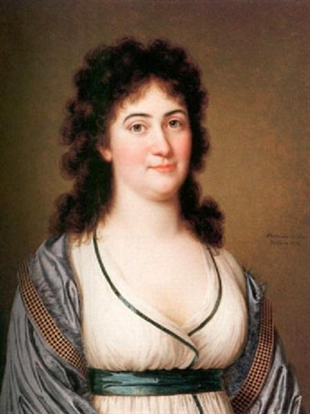 Mrs. Christina Charlotta Fock