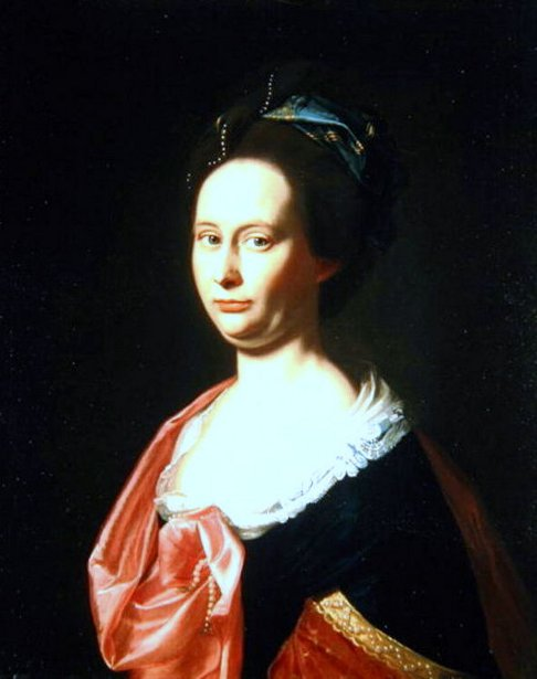 Mrs. Jabez Bowen
