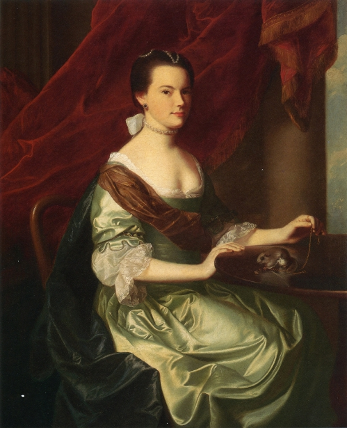 Mrs. Theodore Atkinson Jr (Francis Deering Wentworth)