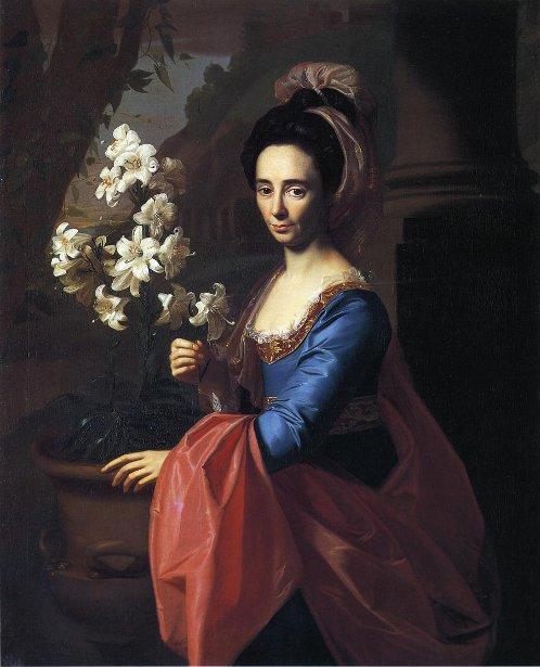 Mrs. Moses Gill (Rebecca Boylston)