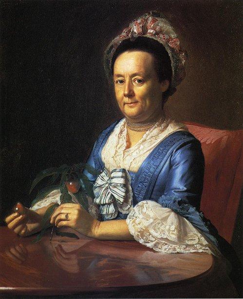 Mrs. John Winthrop (Hannah Fayerweather)