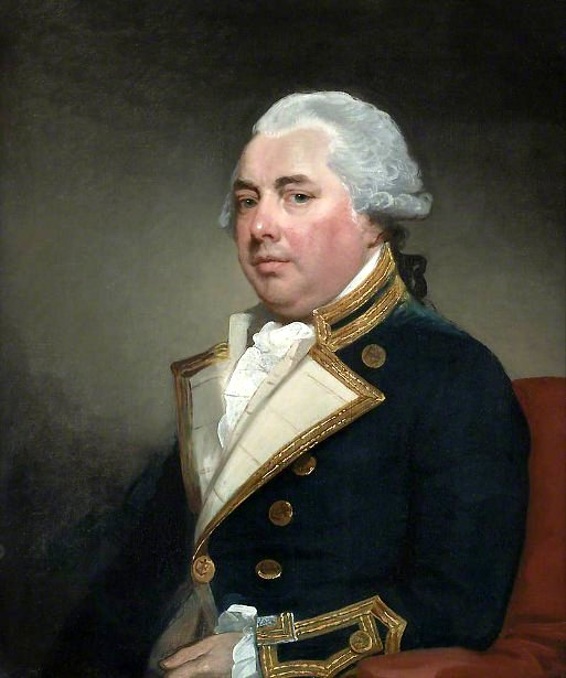 Captain Sir William Abdy