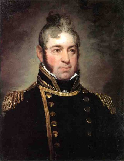 Commodore William Bainbridge