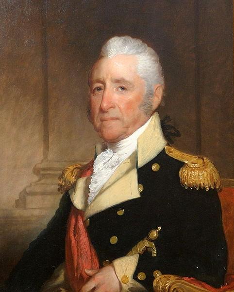 Governor John Brooks