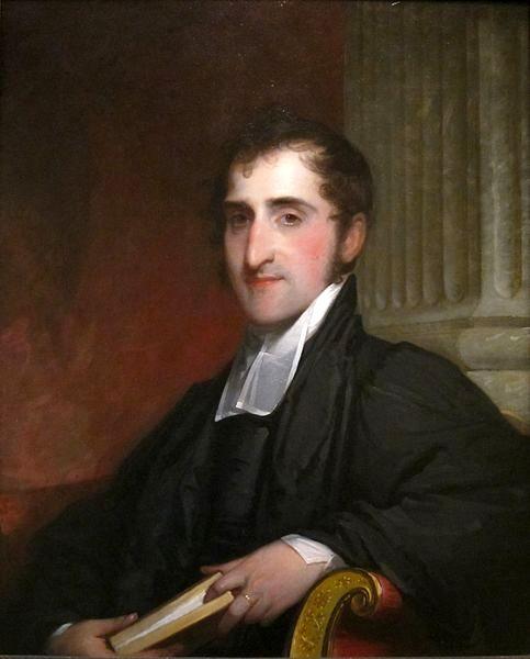 Reverend Joseph Stevens Buckminster