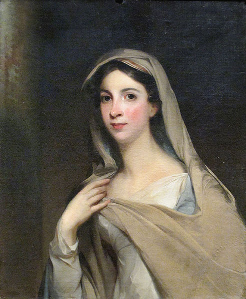 Catherine Caldwell (Mrs. Michael Keppele)