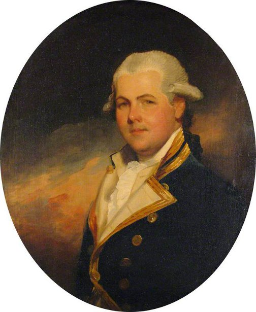 Admiral Sir Charles Morice Pole