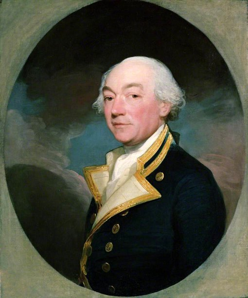 Captain William Locker