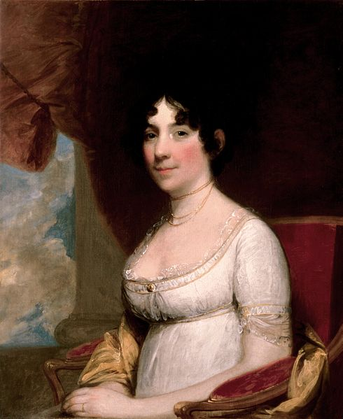 Dolley Payne Todd Madison (Mrs. James Madison)