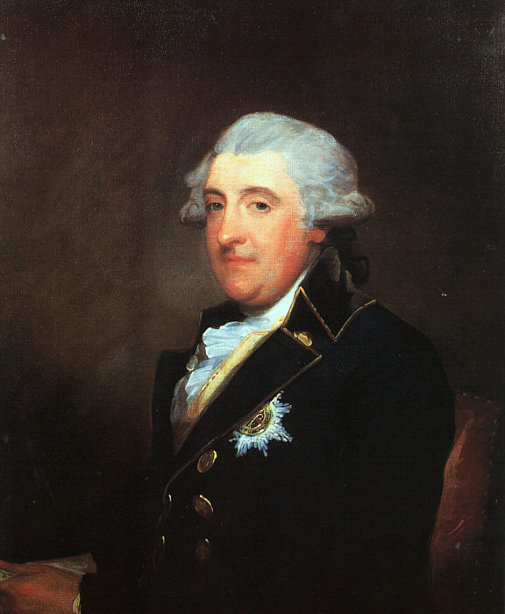 The Duke Of Leinster