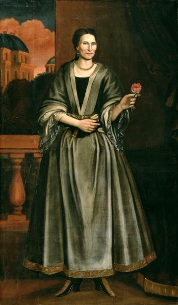 Ariaantja Coeymans Verplank, Mrs David Verplank