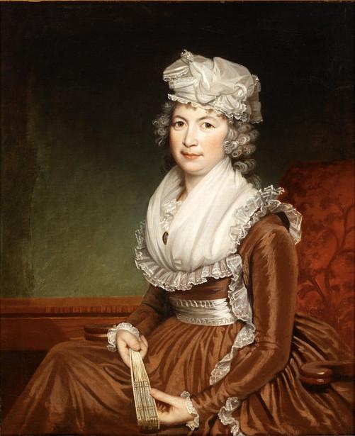 Abigail Congdon Packard