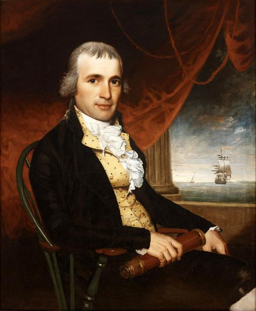 Captain Samuel Packard