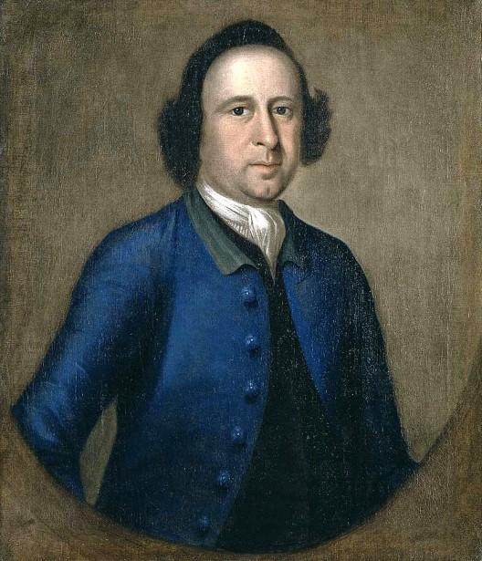 Captain Daniel Mackay