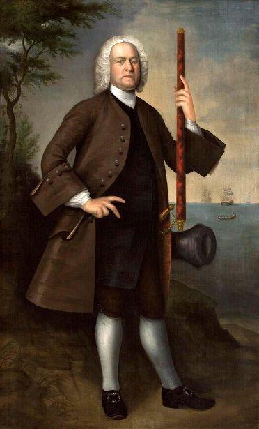 Captain John Larrabee