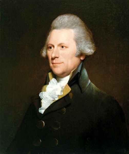 Captain Samuel Goldsbury