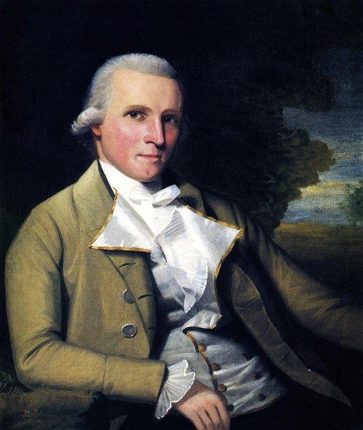 Dr. Joseph Trumbull
