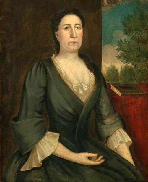 Elizabeth Campbell (Mrs. William Foye)