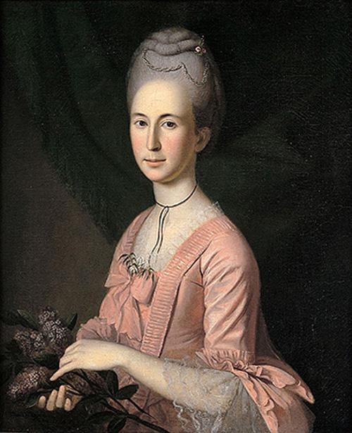 Mrs. Mordecai Gist (Elizabeth McClure)