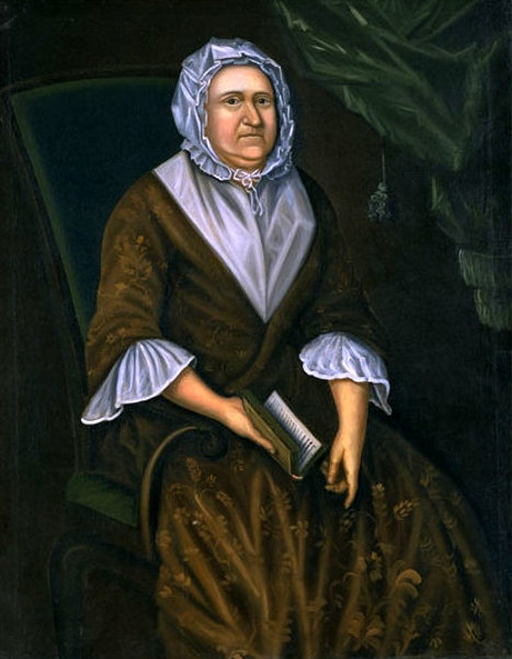 Faith Savage Waldo (Mrs. Cornelius Waldo)