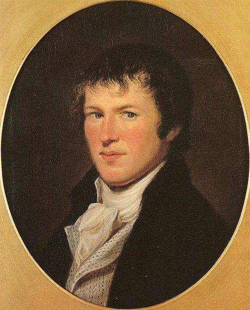 Friedrich Heinrich Baron von Humboldt