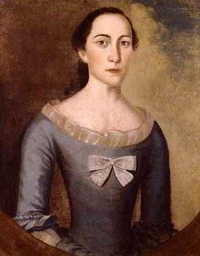 Hannah Minot Moody (Mrs. Samuel Moody)