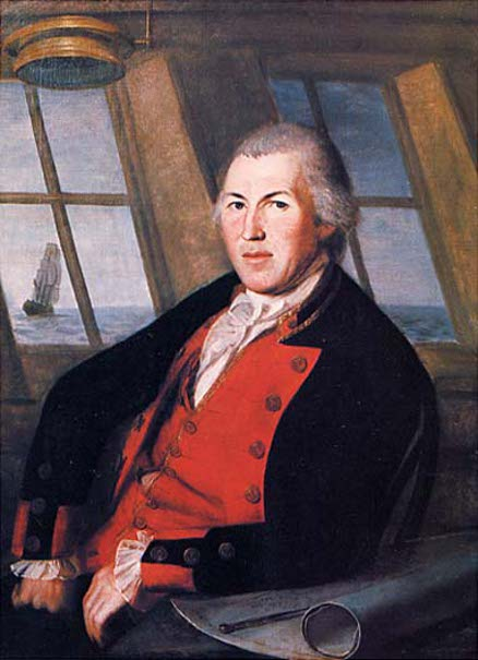 James Josiah, Captain