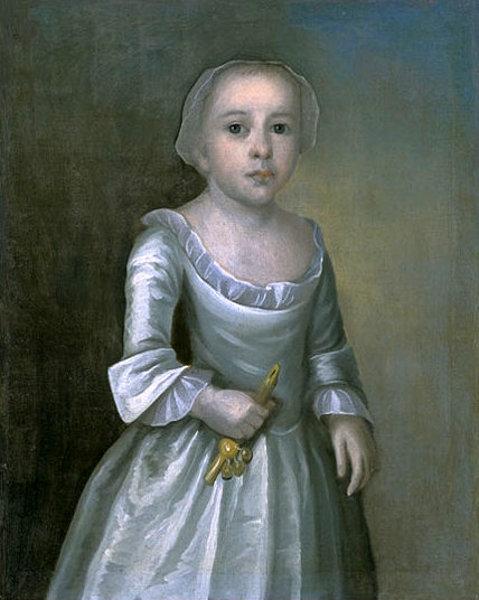 Lois Orne (Mrs. William Paine)